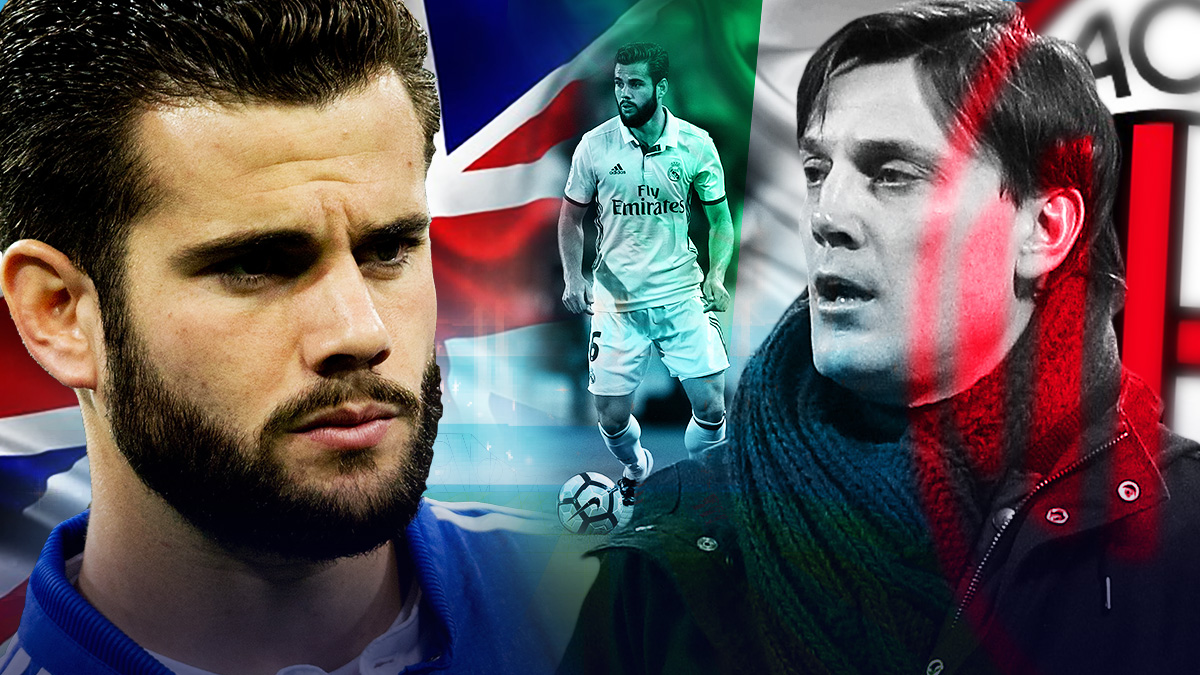 Nacho tiene ofertas de Italia y la Premier