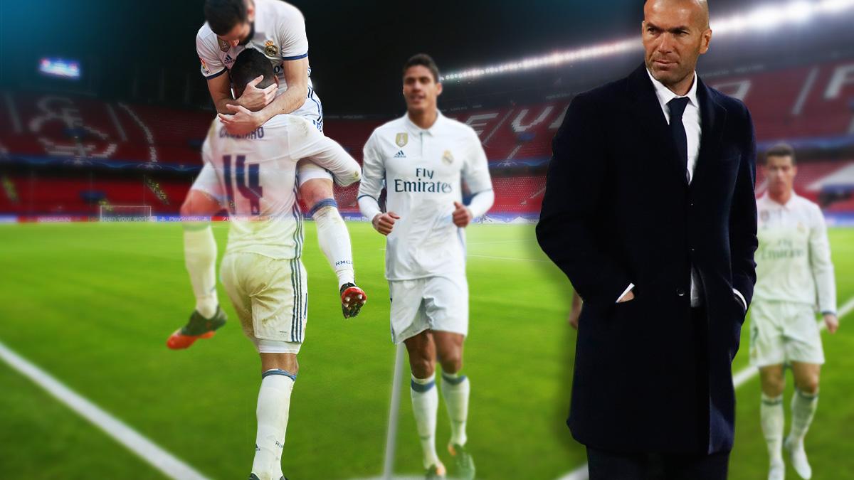 «Hay que jugar en el Pizjuán como en el Bernabéu»