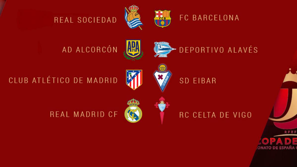 Great Cuartos Copa Del Rey Images >> Copa Del Rey Ya Tiene Sus ...