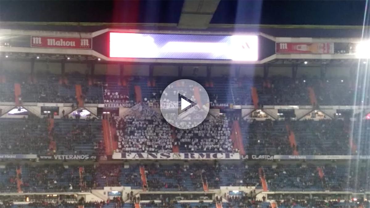 Danilo y Benzema escucharon pitos al anunciarse su nombre por megafonía