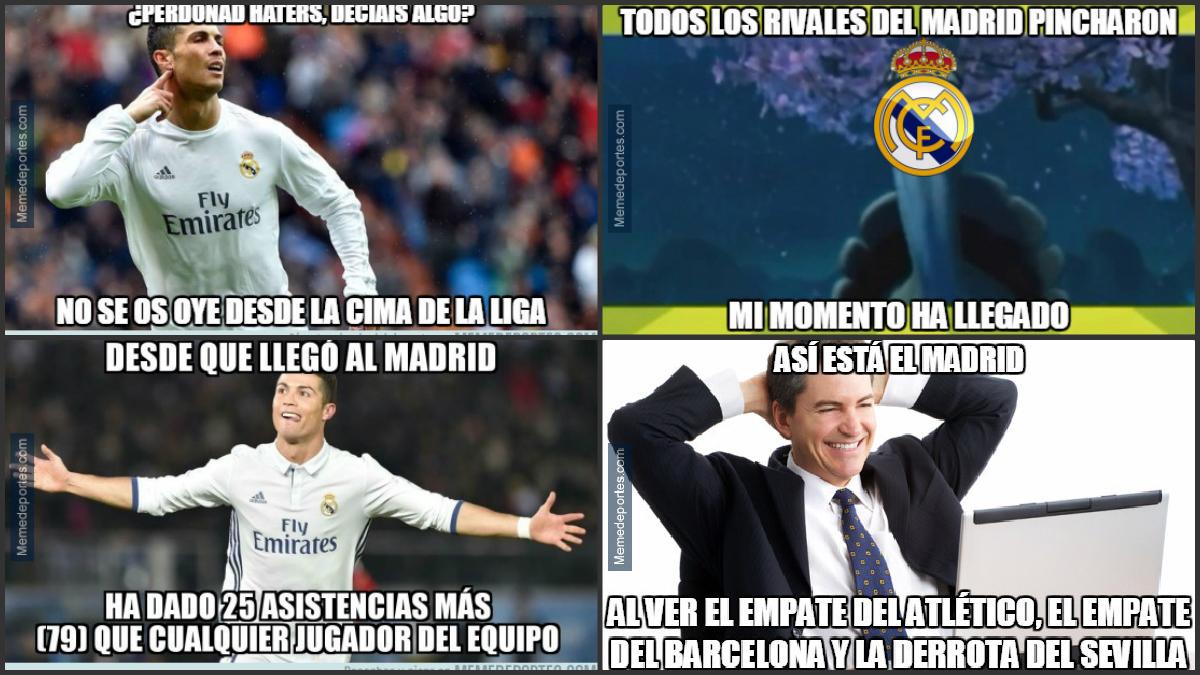 Los memes del Real Madrid-Real Sociedad.