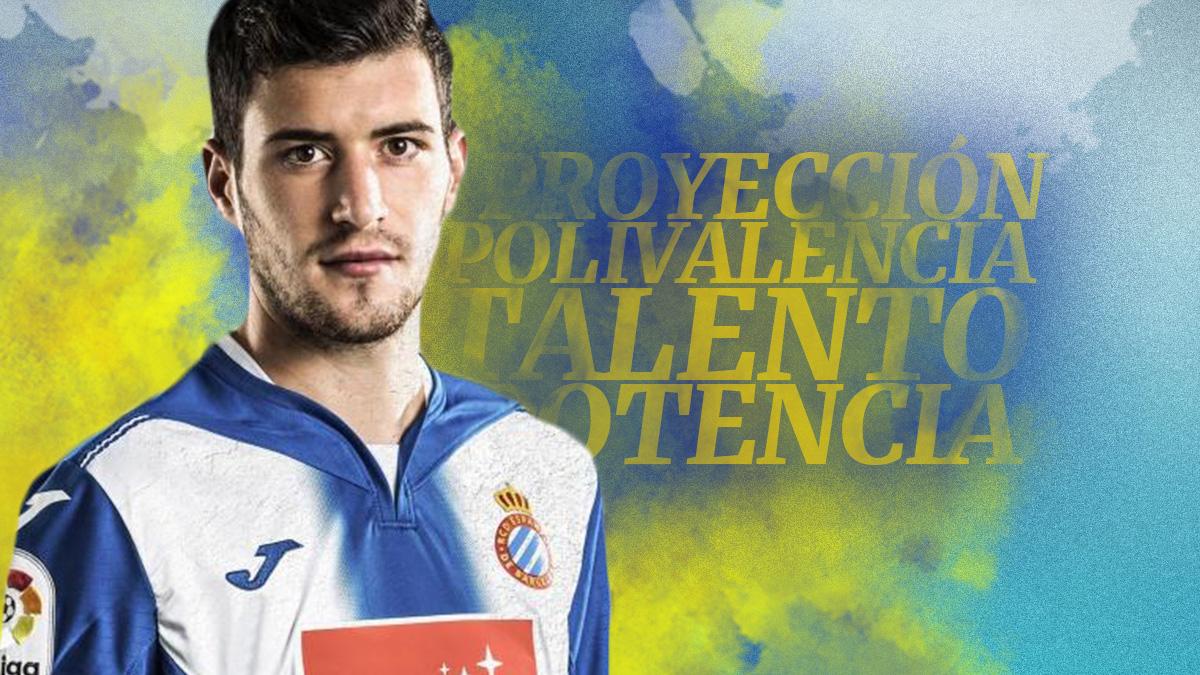 Aarón Martín está siendo una de las sensaciones de la temporada en el Espanyol.