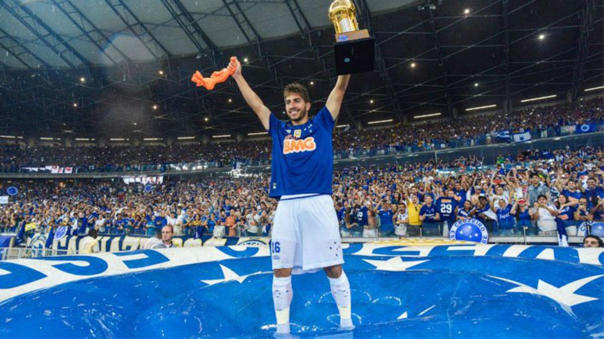 Lucas Silva regresa al Cruzeiro. (cruzeiro)