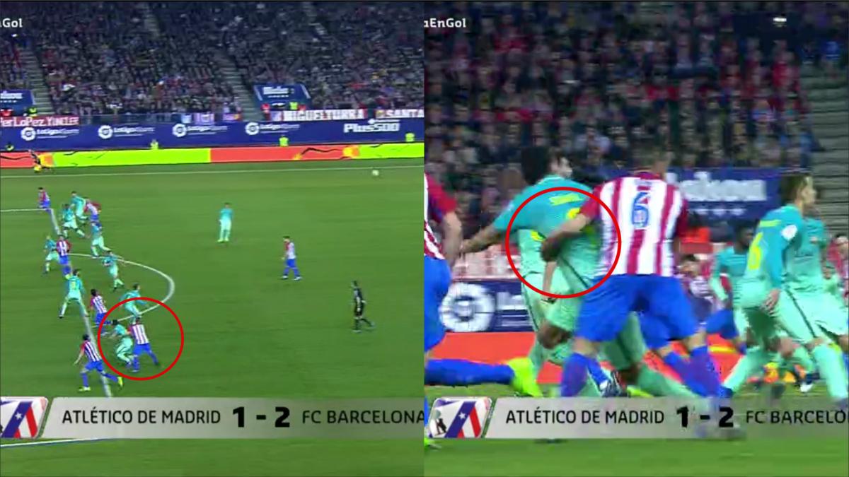 De Burgos Bengoetxea no tuvo su noche en el Calderón.