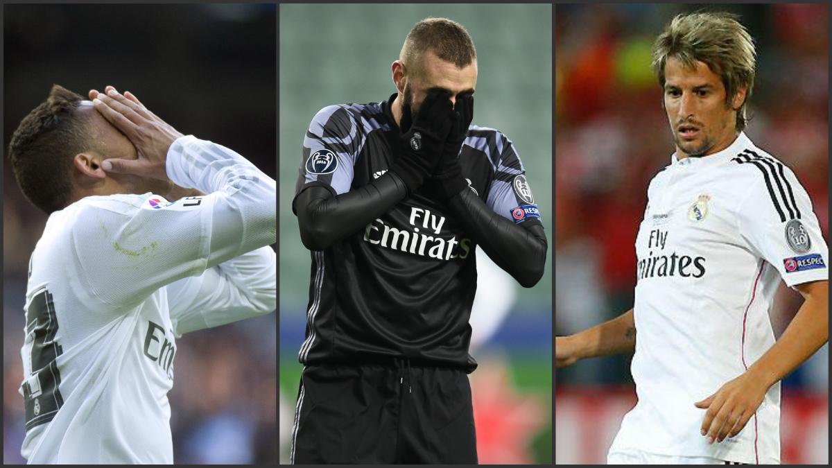 Danilo, Benzema  y Coentrao candidatos a salir del Madrid.