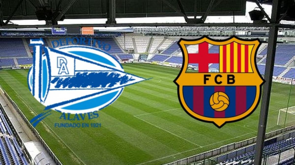 Alavés vs FC Barcelona