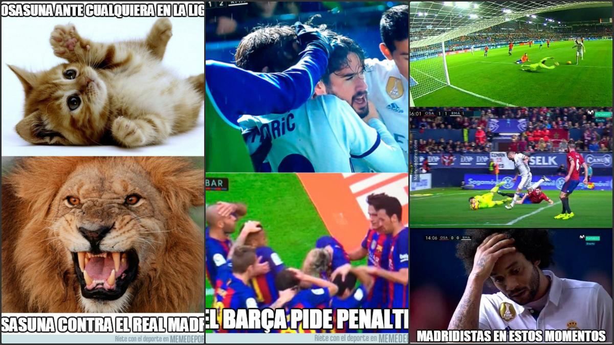 El gafe de Benzema y la deportividad de Modric protagonizan los mejores memes