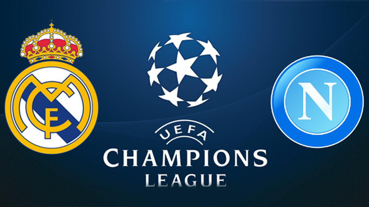Real Madrid vs Nápoles: horario y canal de televisión