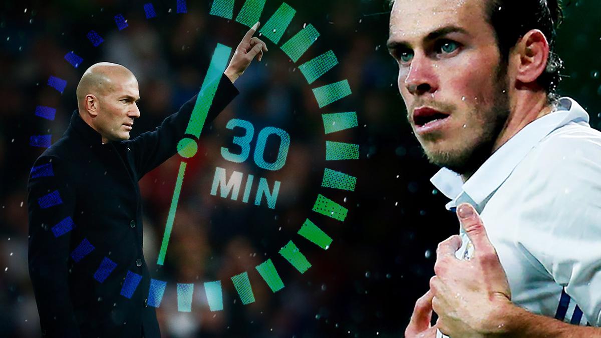 Bale, en su justa medida: 30-60-90