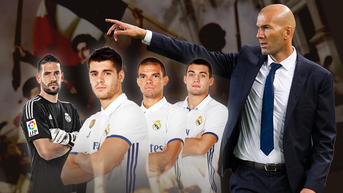 La revolución francesa de Zidane