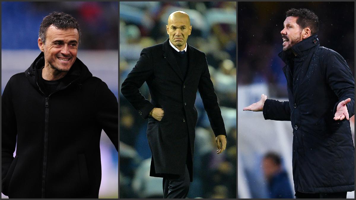 El Real Madrid estará muy pendiente del Atlético-Barcelona.