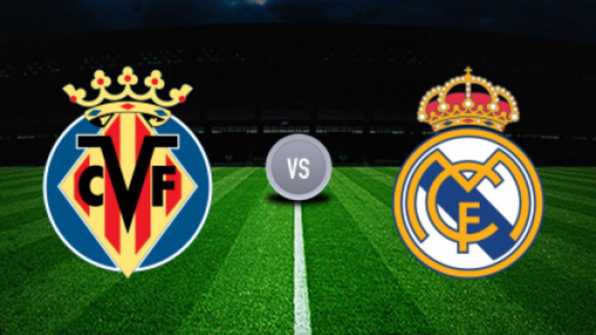 Villarreal Vs Real Madrid.