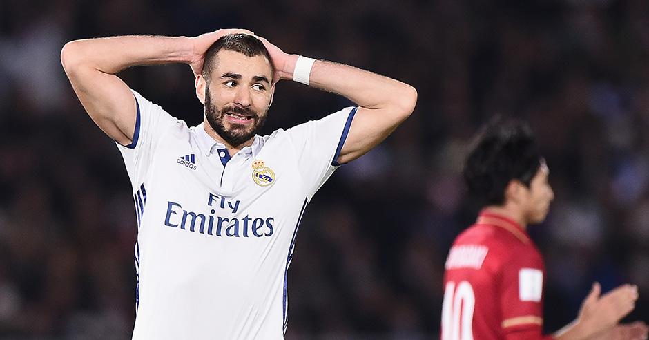 Karim Benzema tiene muchas dudas sobre su futuro de blanco.