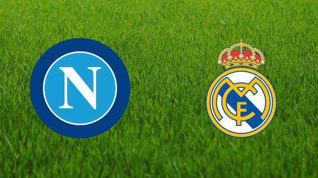 Nápoles vs Real Madrid