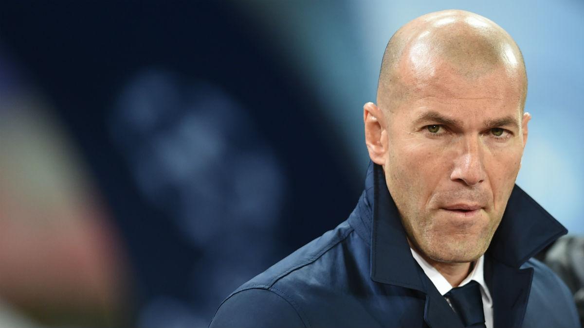 Problema central para Zidane