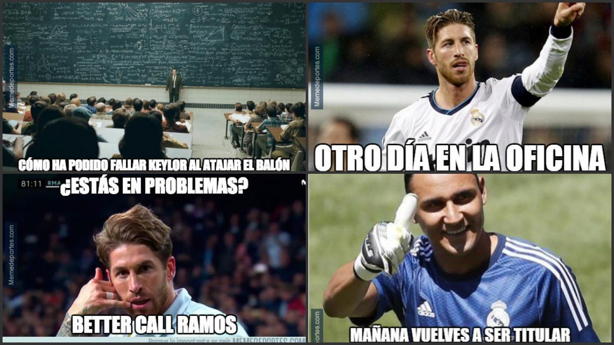 Los mejores 'memes' del Real Madrid-Betis.