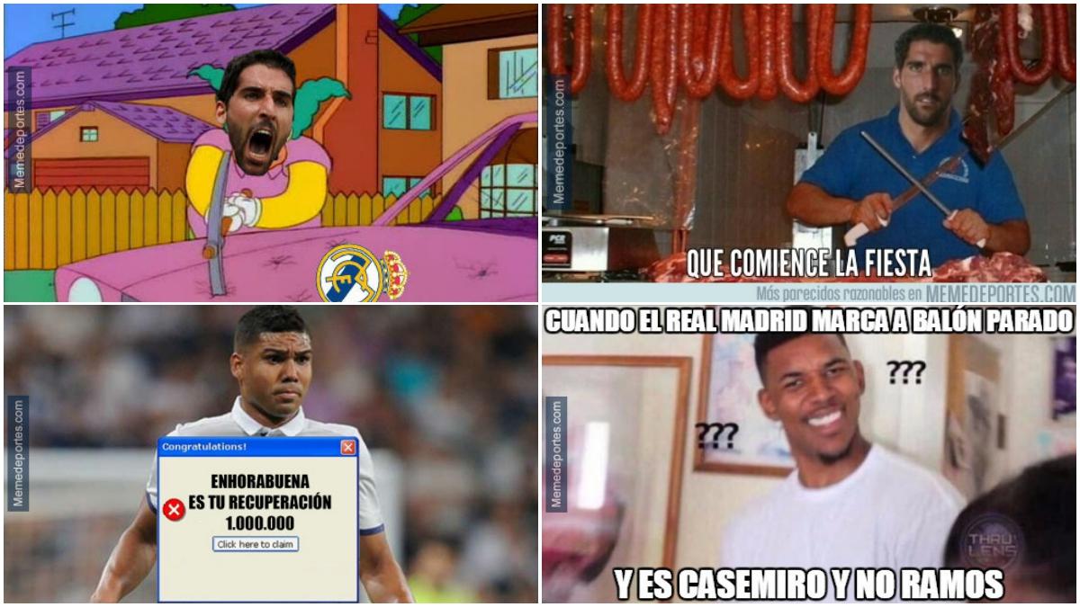 Los memes del Athletic 1-2 Real Madrid