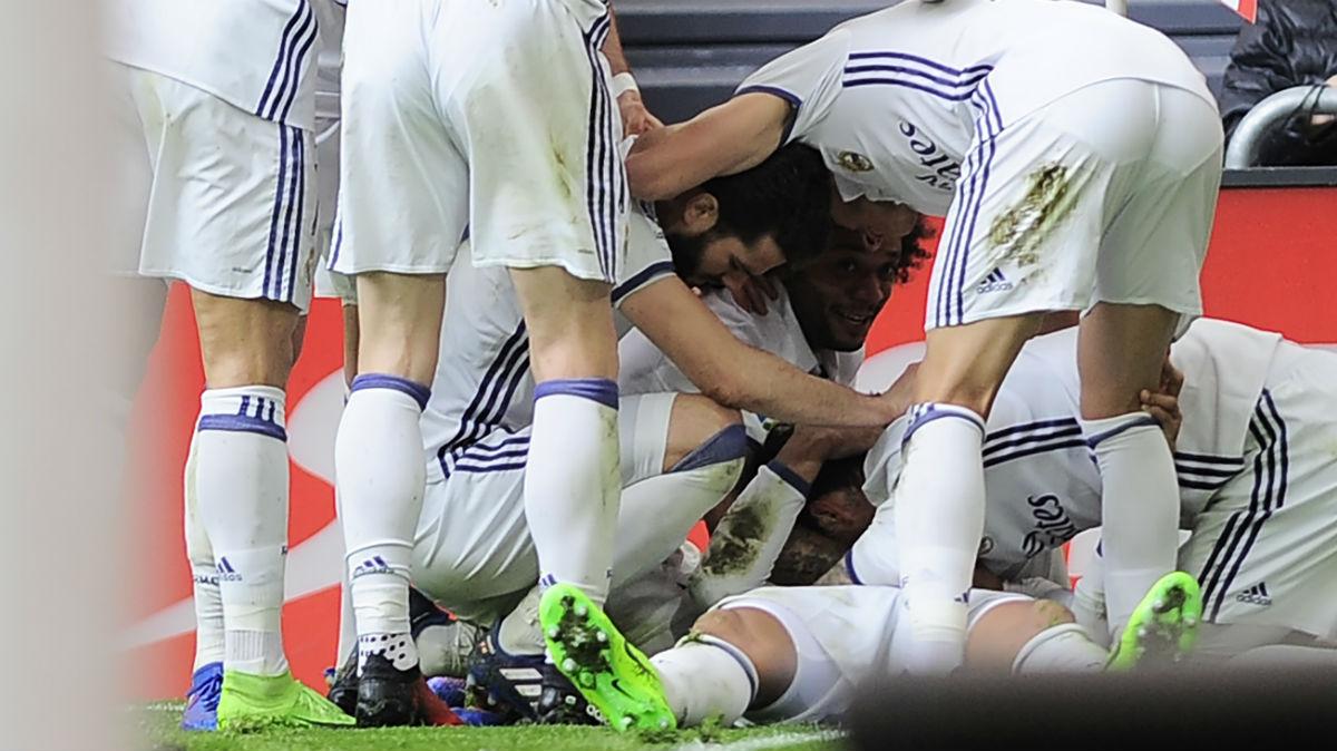 Las matemáticas aseguran que el Real Madrid ganará la Liga en la última jornada