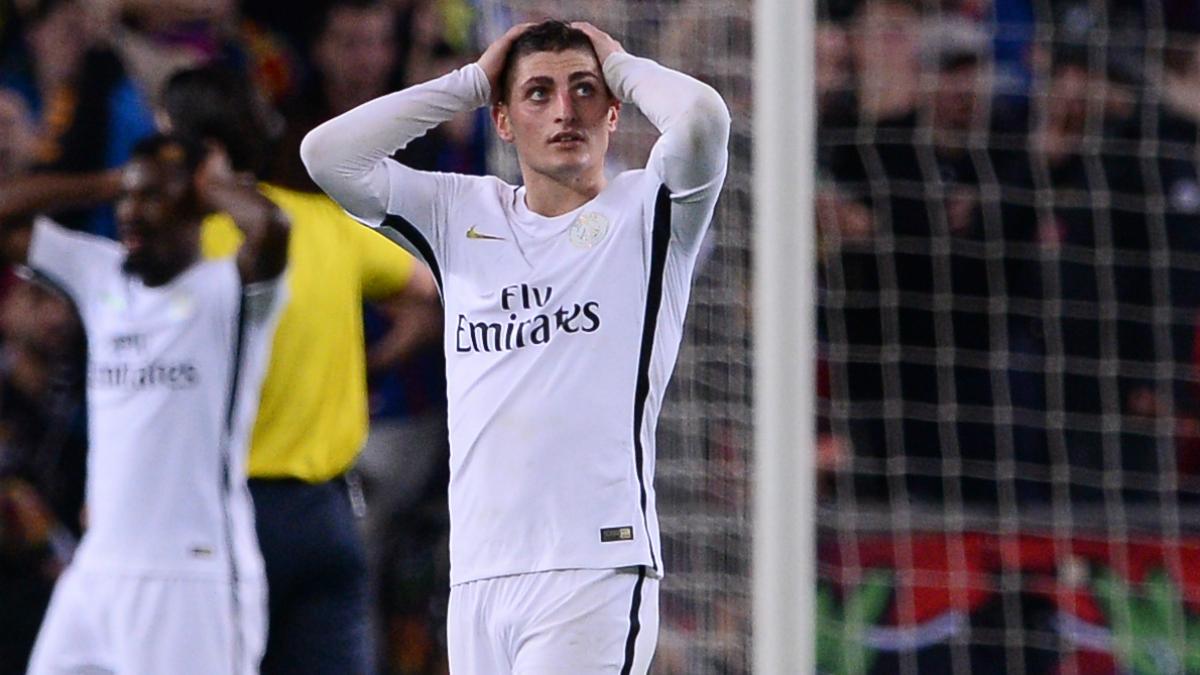El Barcelona fue a por Verratti y se quedón sin Neymar. (AFP)