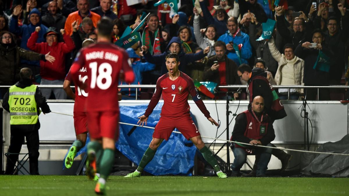 Cristiano Ronaldo sigue siendo el rey de Portugal