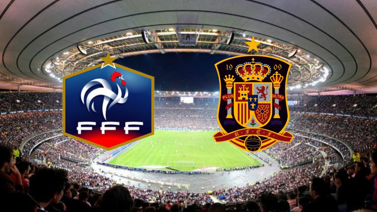 Francia vs España