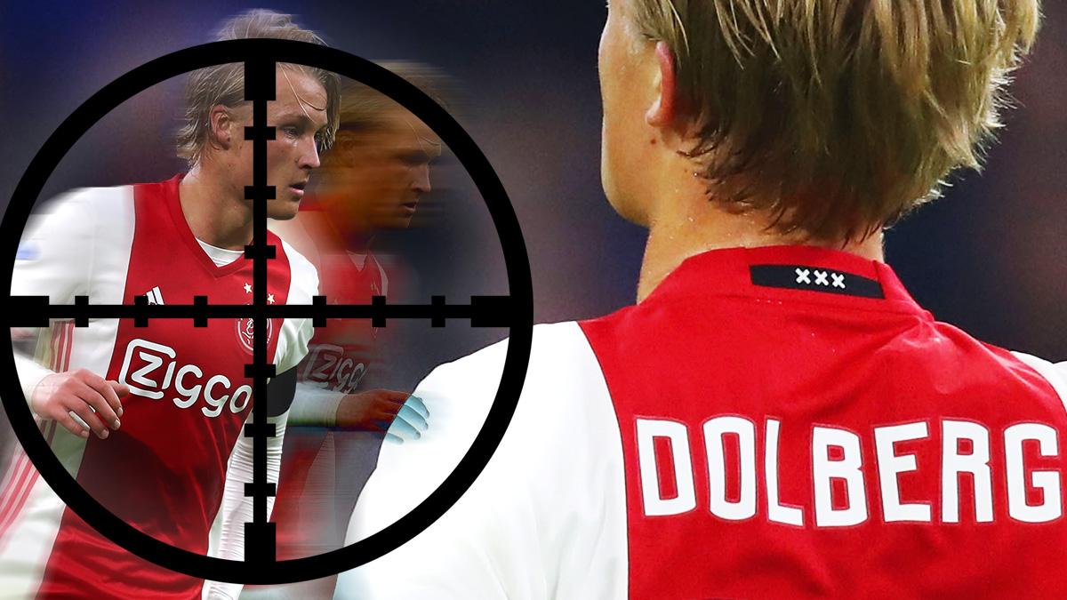 El Real Madrid está en plena búsqueda de un delantero pero no se quiere apresurar. Tras la marcha de Morata y la incógnita de Benzema, en el club blanco están rastreando el mercado para elegir al próximo 9 del conjunto blanco. Uno de los candidatos es Dolberg, futbolista del Ajax, que la temporada pasada anotó 23 tantos y repartió 10 asistencias en su primer año en la élite. Esta temporada acumula tres en los primeros 12.