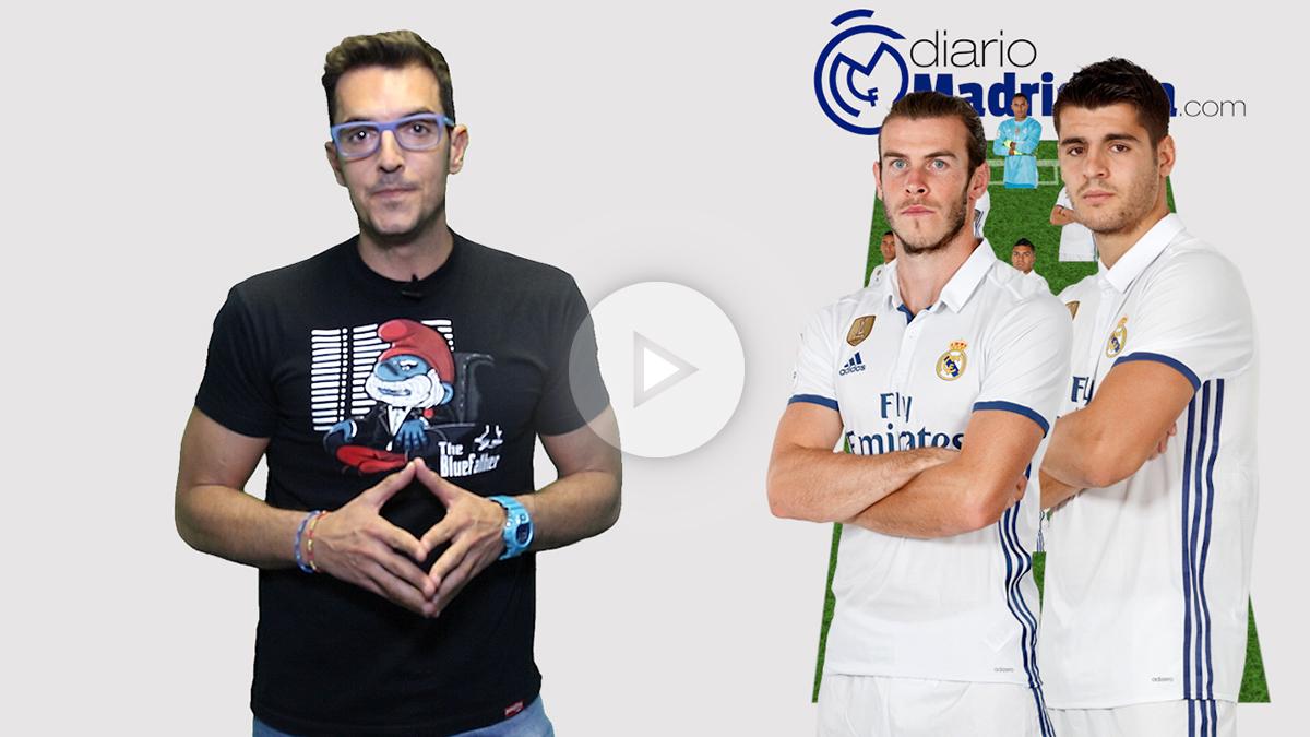 El Real Madrid presentará una alineación revolucionaria en Butarque.