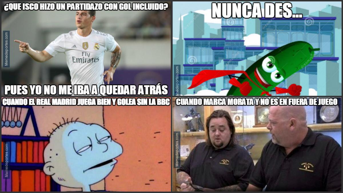 Los memes más graciosos del Leganés vs Real Madrid.
