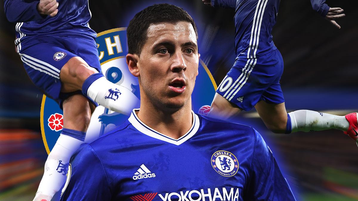 Hazard ha pedido al Chelsea dos cracks mundiales para quedarse.