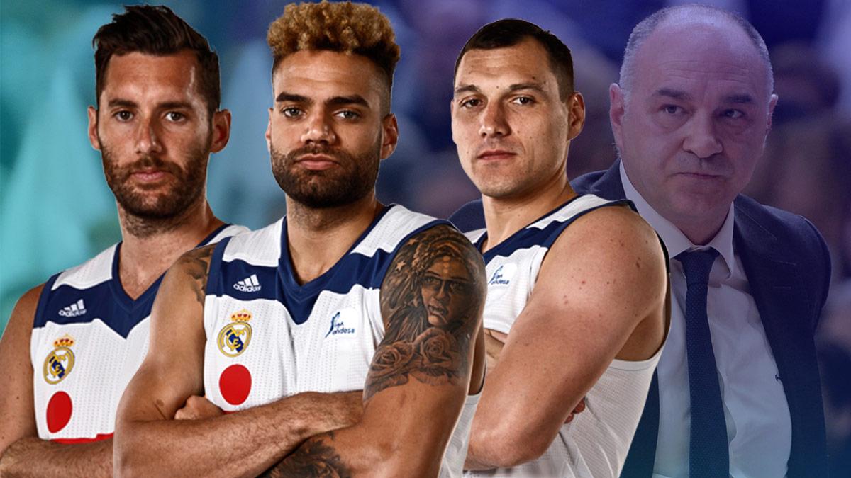 Rudy, Taylor y Maciulis.