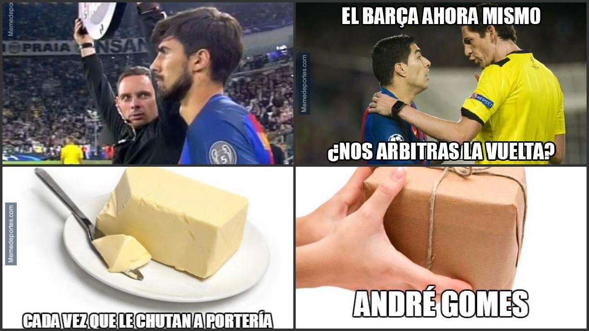 Los mejores memes del Juventus-Barcelona.