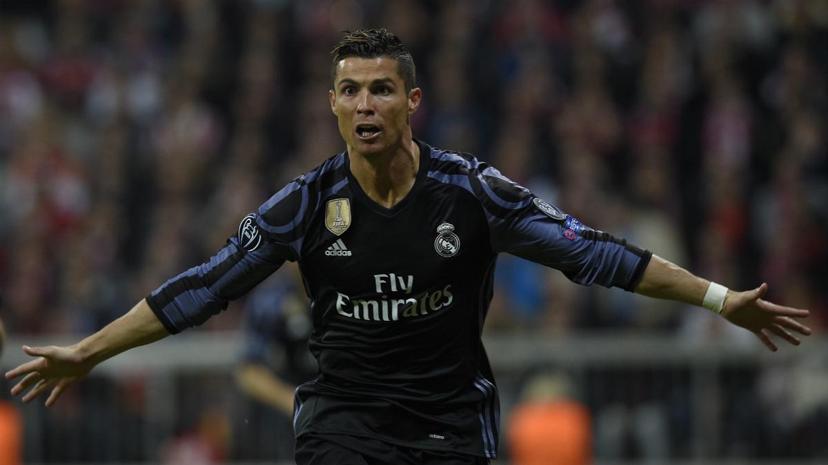 Cristiano Ronaldo ha logrado tres goles en las semifinales. (AFP)