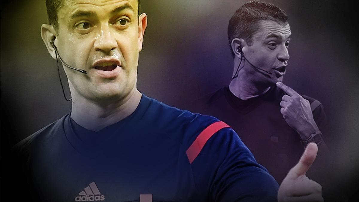 El Real Madrid tiene pánico… al arbitraje