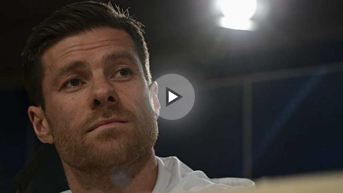 Xabi Alonso analizó el Real Madrid vs Bayern en sala de prensa. (AFP)