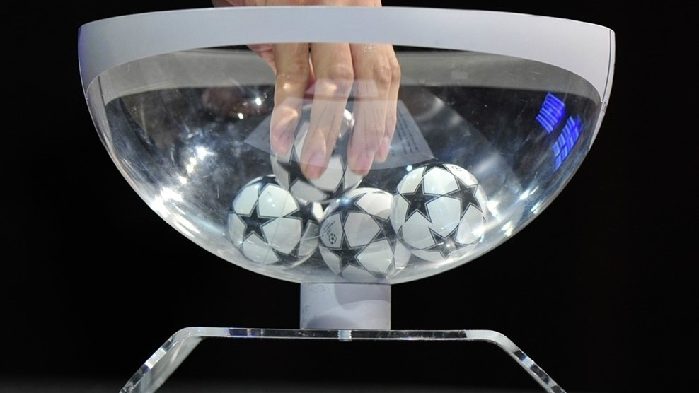 Las bolas calientes son del Barcelona. (AFP)