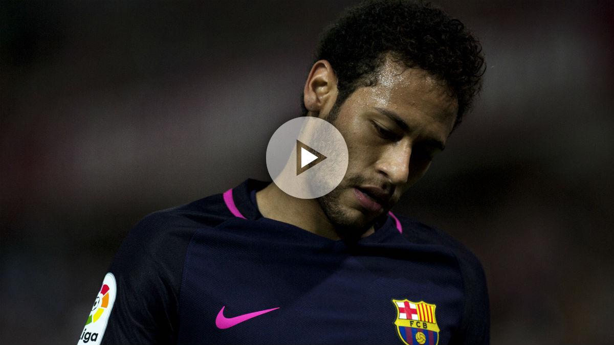 Esto es lo que se perderá el Bernabéu sin Neymar. (AFP)