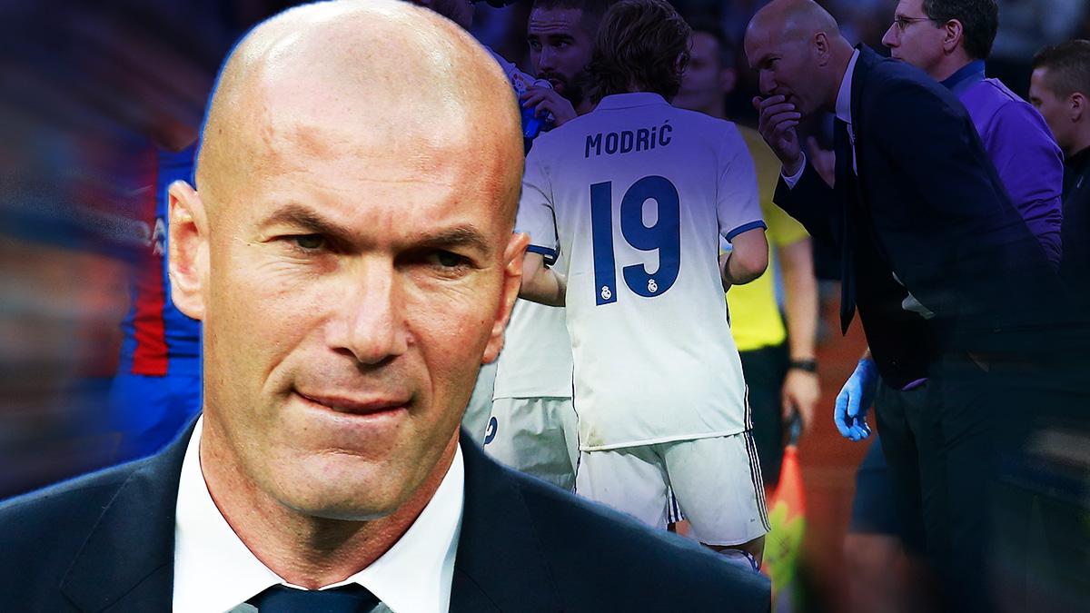 Zidane: «Teníamos que haber tenido más cabeza»