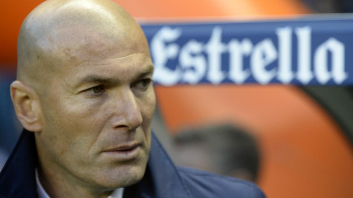 Zidane volvió a dejar callados a todos sus críticos. (AFP)