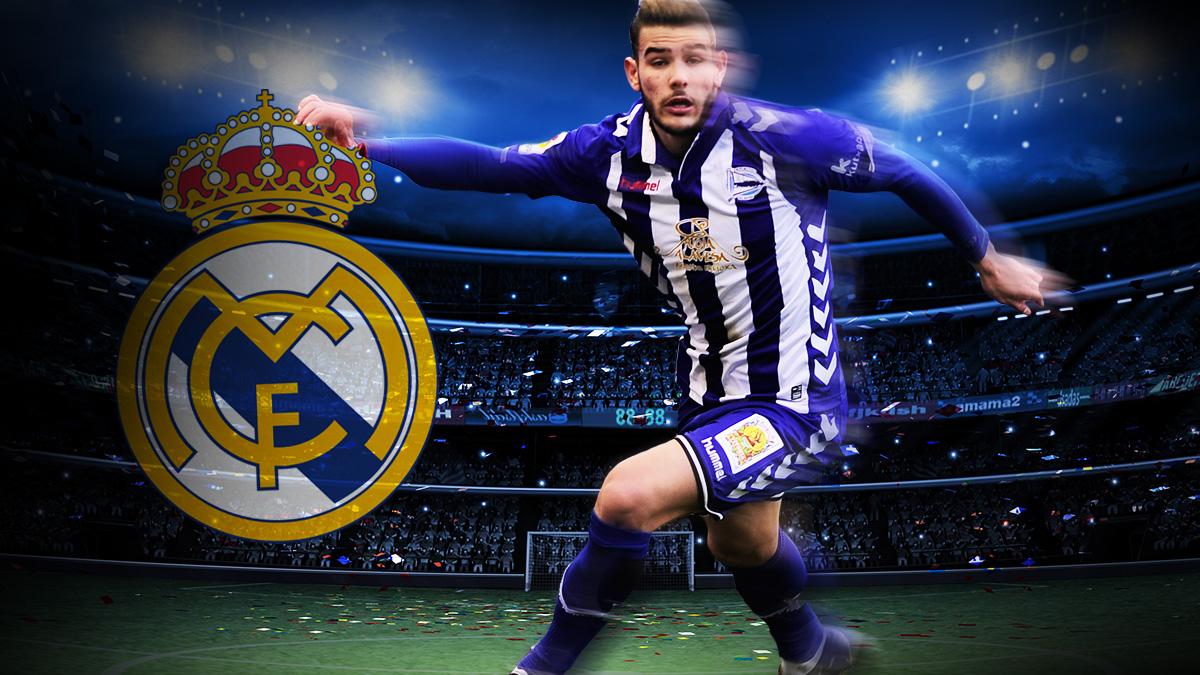 Theo Hernández será el primer fichaje del Real Madrid.