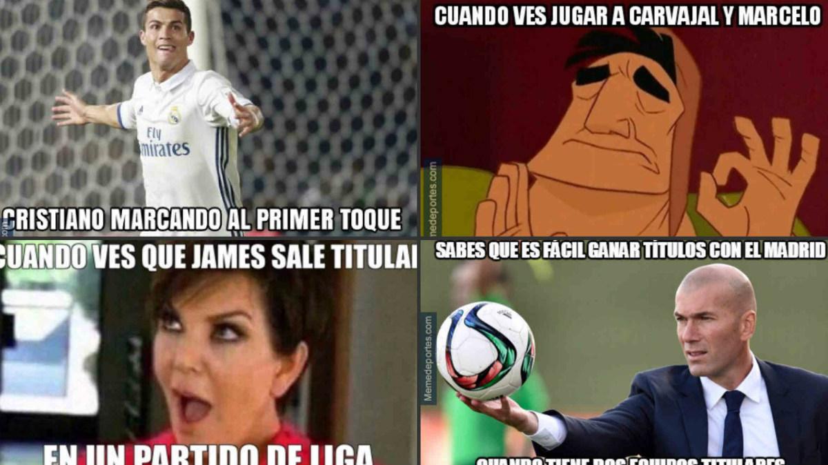 Los mejores memes del Real Madrid vs Valencia.
