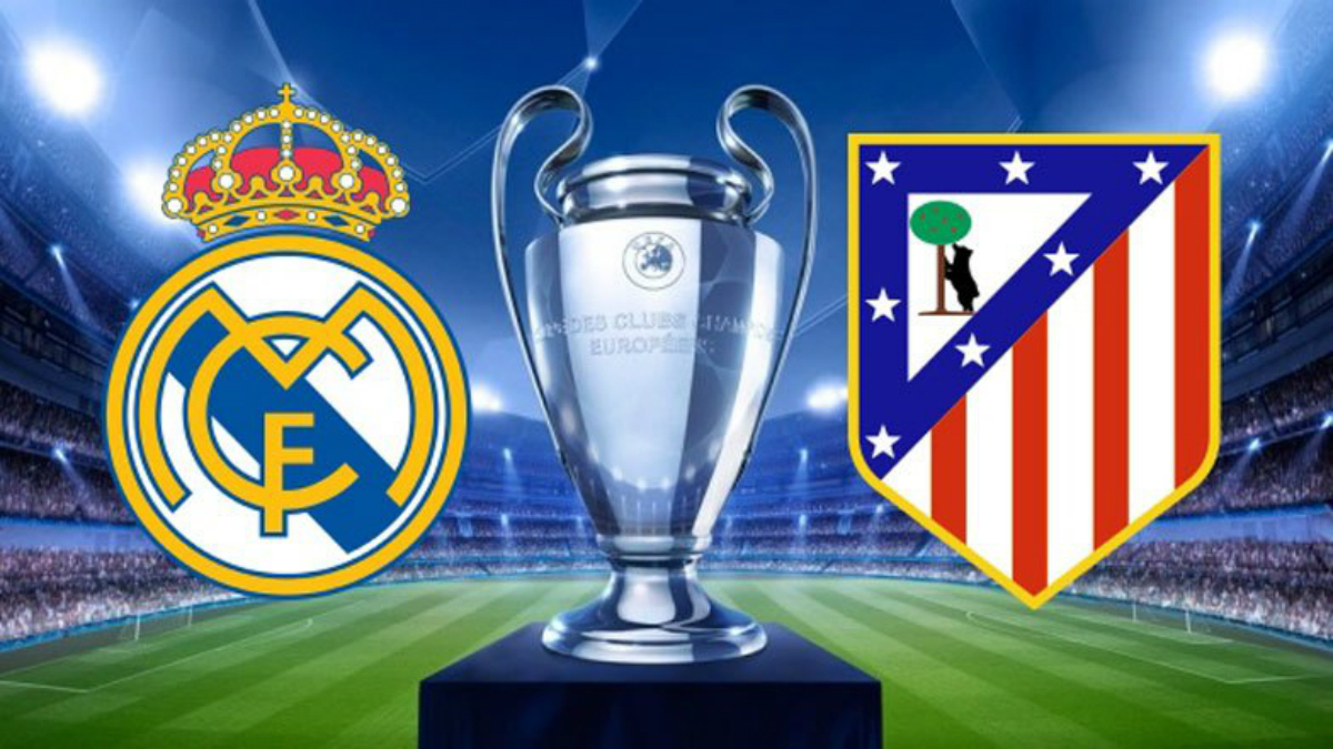 Horario y canal de televisión del Real Madrid-Atlético.