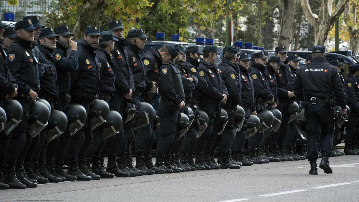 La Policía ha preparado un dispositivo especial. (AFP)
