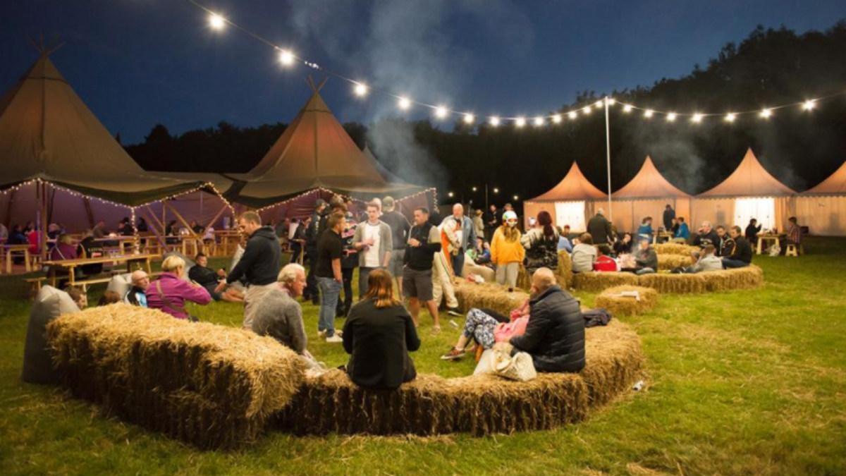 El camping de Cardiff, la opción donde muchos aficionados españoles acabarán.