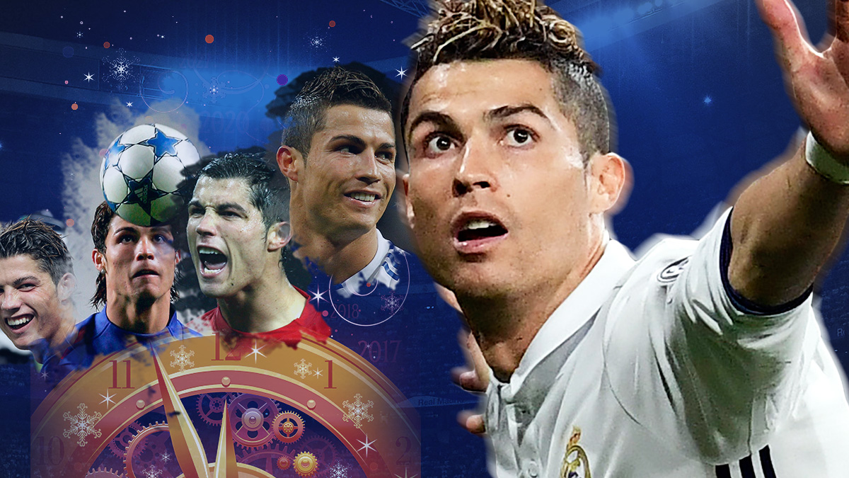 El plan Benjamin Button para Cristiano Ronaldo funciona