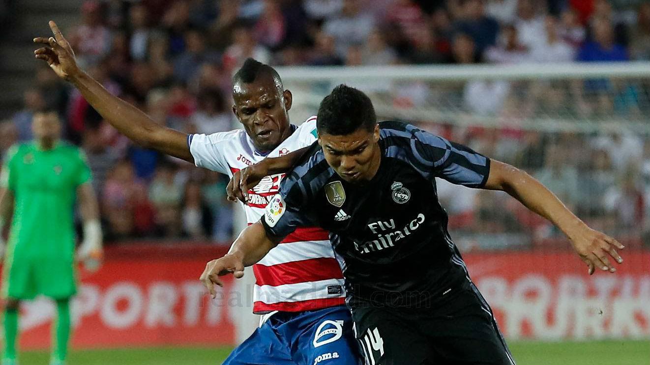 Casemiro: «En el Calderón hay que salir fuerte para hacer goles y ganar»