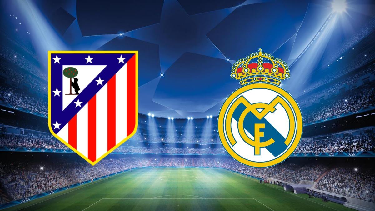 Atlético vs Real Madrid