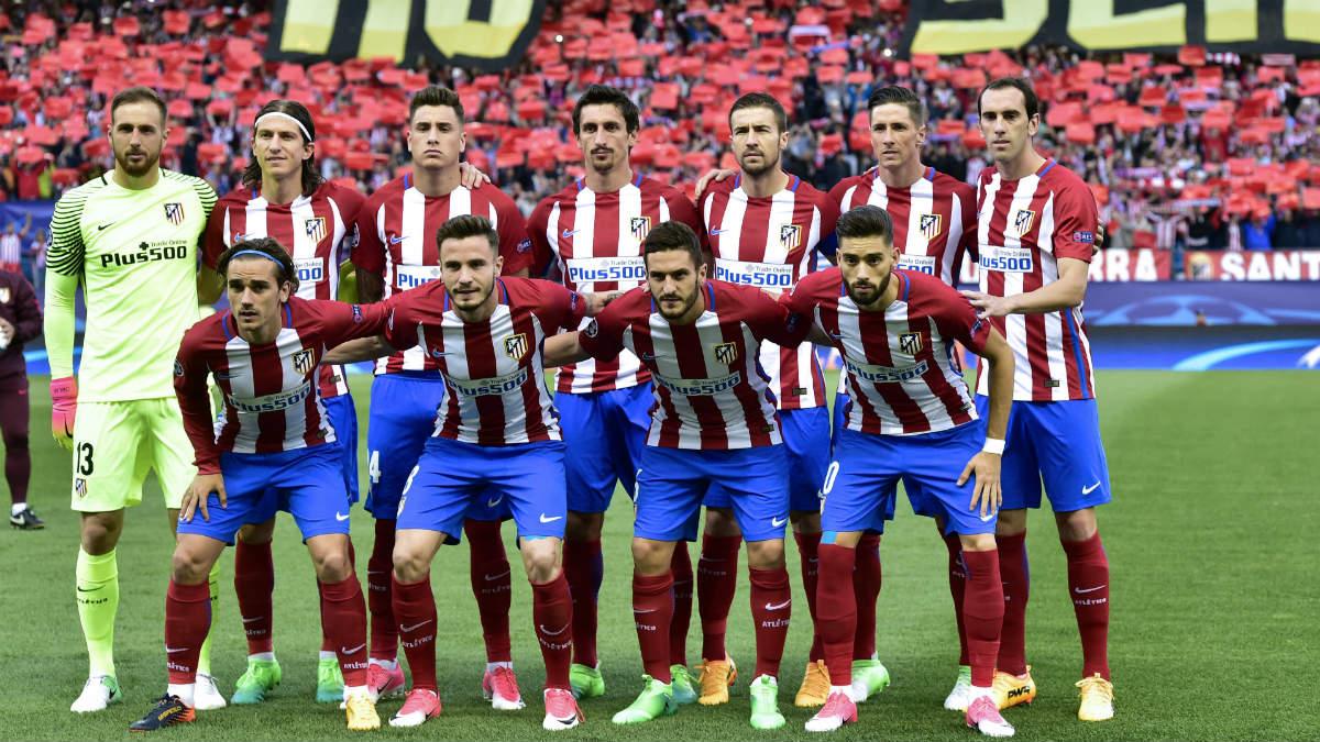 El Atlético se quedó fuera de la final de la Champions.