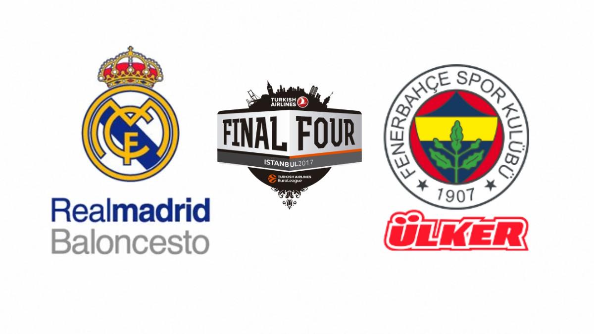 Real Madrid vs Fenerbahce