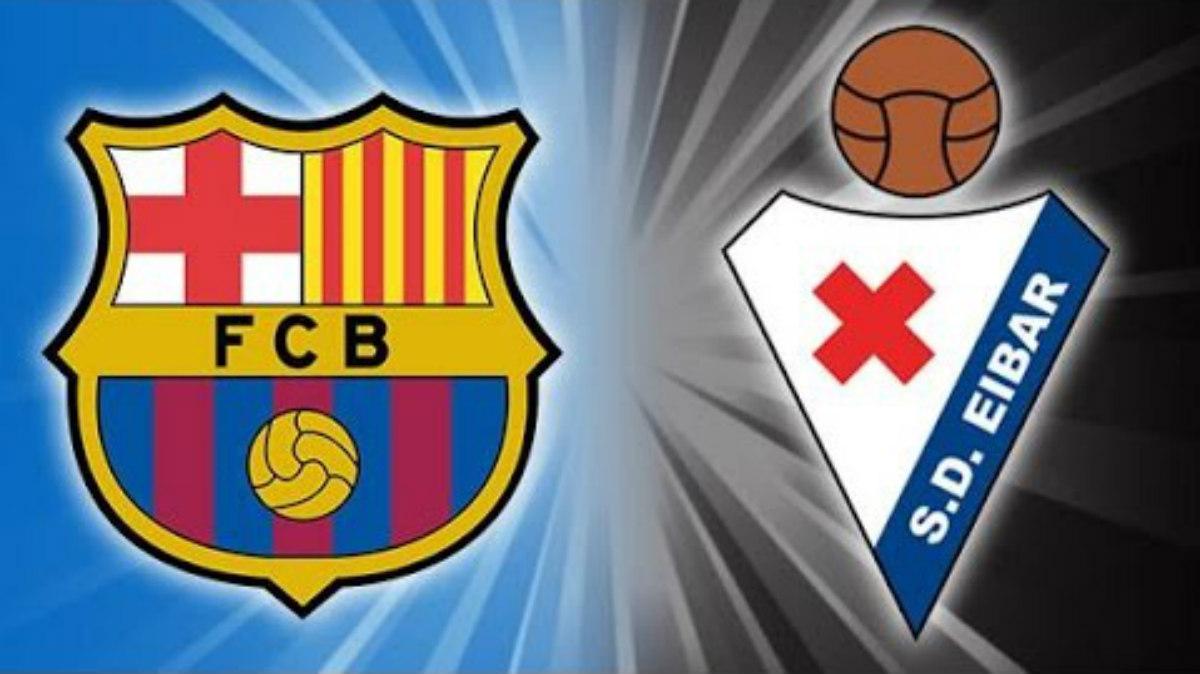 Barcelona vs Eibar: horario y canal de televisión.
