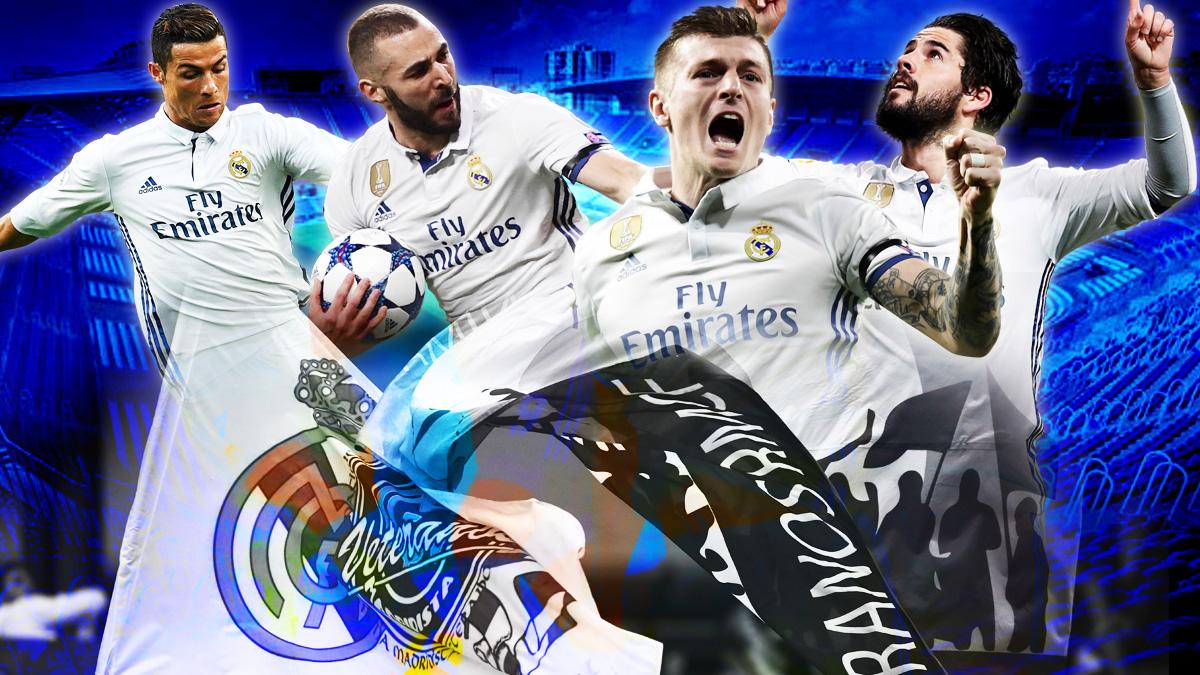 El Real Madrid se jugará el título en una Rosaleda llena de madridistas.